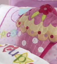 Cupcakes Cushion