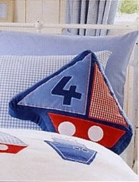 Sailing Boats Sailing Boat Cushion