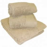 Luxury Egyptian Cotton Biscuit Face Cloth 30 x 30 cm