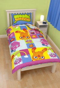 Moshi Monsters Duvet Cover Set, Single