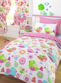 Tweet Tweet Duvet Cover Set Double