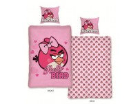 Angry Birds 'Pretty Bird' Duvet Cover Set, Single