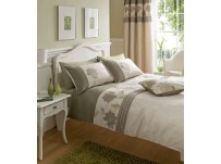 Clarissa Green Duvet Cover Set, Double
