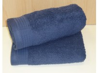 Luxury Egyptian Cotton Denim Blue Hand Towel 50 x 90cm