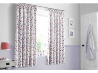 Hello Kitty/Liberty Art - Capital Pencil Pleat Curtains