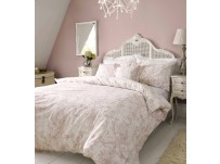 Janet Reger - Tilly Shell Duvet Cover Set, Single