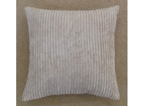 "Jumbo Cord Cushion Cover Natural 17""/43cm"