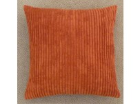 "Jumbo Cord Cushion Cover Spice 17""/43cm"