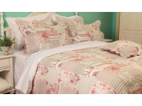 Kayleigh Rose Duvet Cover Single