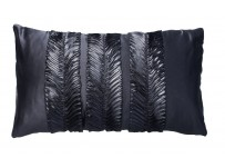 Kylie Minogue Cassia Black Boudoir Cushion (Complete)