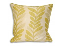 Pampas Lime Cushion Cover 45cm