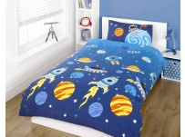 Rockets Duvet Cover Set, Single