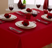 Red Napkins 4 Pack