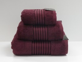 Windsor Plum Egyptian Cotton Bath Towel