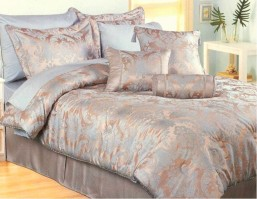Carrington Linen King Size Comforter 