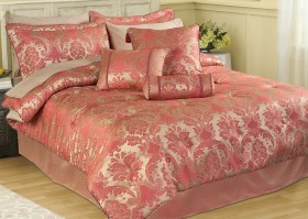 Carrington Rose King Size Comforter