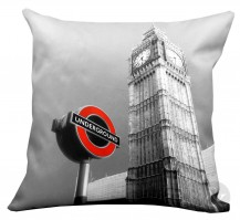 City Underground Cushion Cover