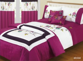 Eloise Duvet Cover Set Super King