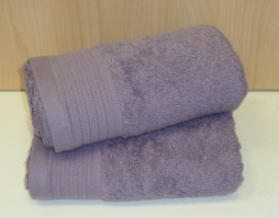 Luxury Egyptian Cotton Heather Bath Towels 70 x 130 cm